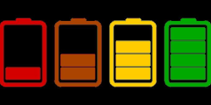 電池の劣化