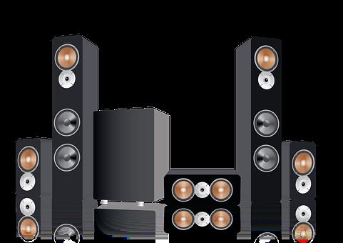 DLNA対応サラウンドシステム