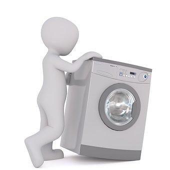 洗濯機メンテナンス