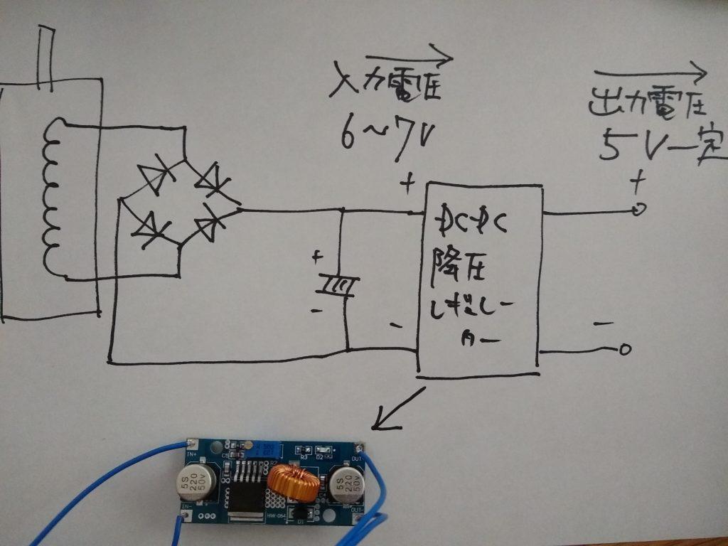 DCDC降圧レギュレーター