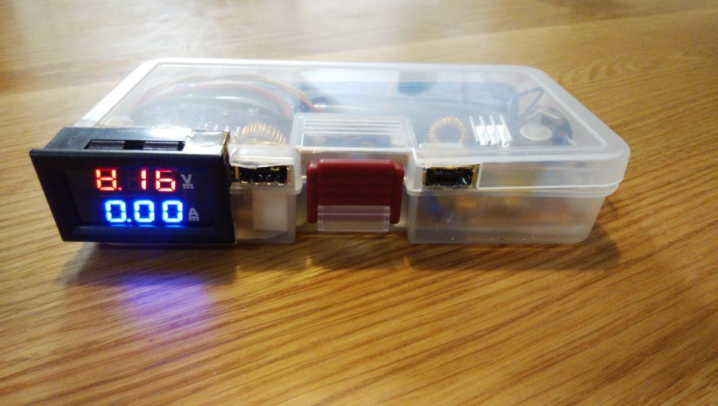 電圧・電流モニター
