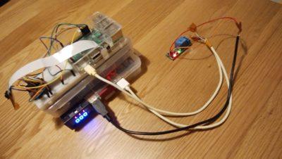 DIY「ラズベリーパイの電源を遠隔操作」リレー付き赤外線モジュールを使ってみよう!