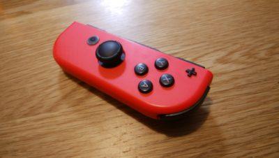「任天堂スイッチのLRボタン効かない不具合」の直し方
