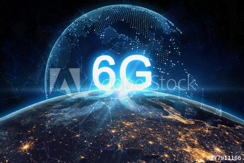 「6G通信規格」2030年サービス提供か?【早くもドコモが6Gコンセプトを公開!】