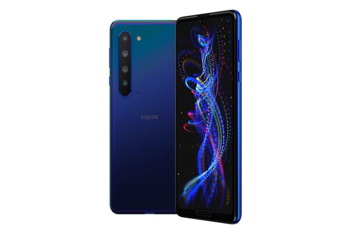 シャープが国内5G対応スマートフォン「AQUOS R5G」を発表【いよいよ5G時代の幕開け】