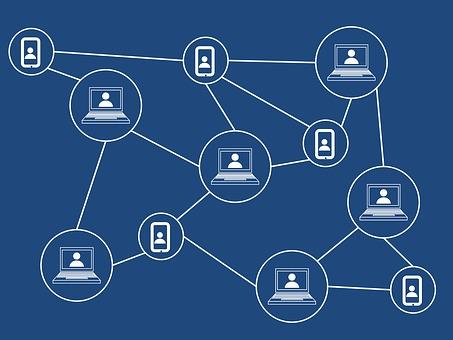 ブロックチェーンの仕組みについて「P2P方式を利用したシステムのアーキテクチャ」
