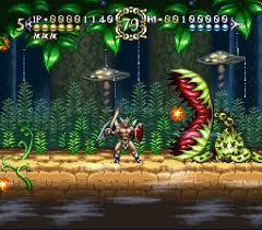 アクトレイザー2戦闘