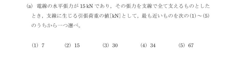 令和3法規問11(a)